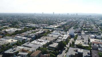 vista aérea de la video