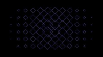 nahtloses Mustergradienten-Kaleidoskop-Ornamentschleifengrafik-Hintergrundmuster