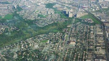 vista aérea da paisagem urbana, costa rica