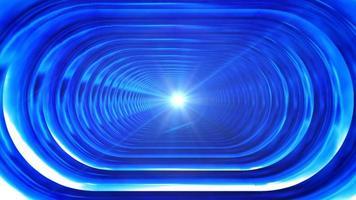 Sendung endlosen High-Tech-Tunnel 08 video