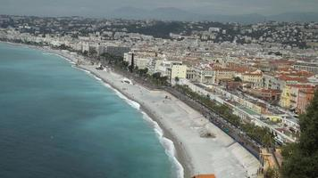 vista città costa azzurra nizza francia