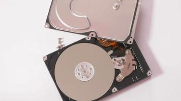 Hdd with cover video