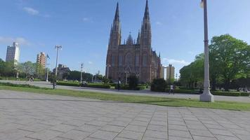 Catedral de la Plata en Buenos Aires, Argentina