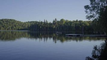 Ontario Kanada Wildnis Wald Natur See Sommer