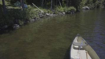 Ontario Canadá desierto bosque naturaleza lago verano