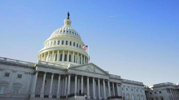 video girato nel tetto di Washington DC Capitol Hill