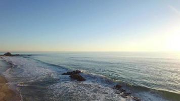 olas de la costa