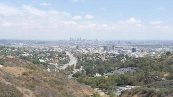 Hollywood and Downtown Los Angeles video