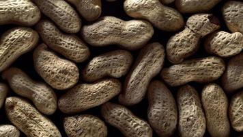 Erdnüsse in der Schale