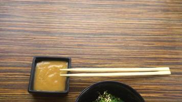 salada hiyashi waakame chuka