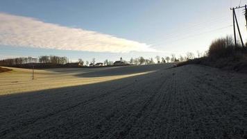 Frozen Field video