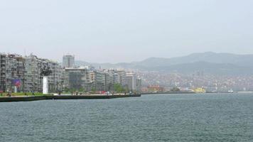 vista generale della città, vita di Daliy, Izmir, Turchia