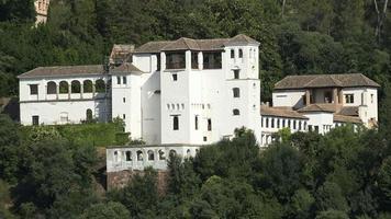 mansão ou residência espanhola video