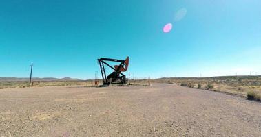 bomba de poço de petróleo série ii 4k video
