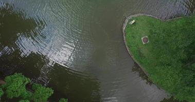 imagens aéreas do parque tokyo yoyogi