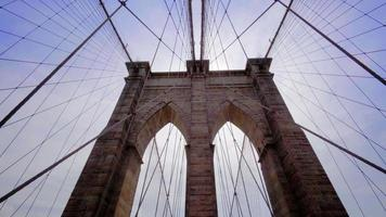 4k Video aufgenommen in New York City im Sommer
