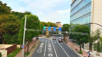 strada giapponese