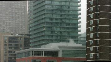 condominio Toronto in inverno video