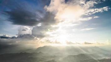 luz do sol em Monpuimok