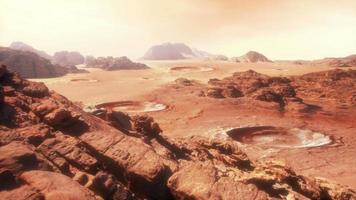 Marslandschaft zwei video