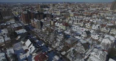 Weehawken Snow 2016 Case Cavalcavia video