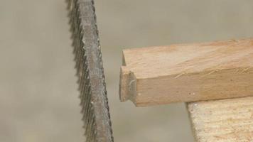 pulido de tablones de madera video