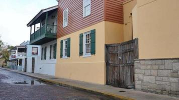 ruas de Santo Agostinho Flórida video