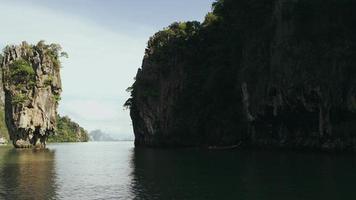 bellissima isola nel mare