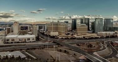 March 3rd, 2015, Las Vegas, Nevada - Las Vegas Skyline HDR Time Lapse