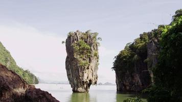 Beautiful island in the sea
