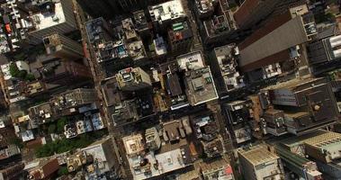 tiro elevado aéreo de nueva york edificio superior dorado
