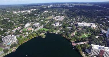 Orlando Florida Luftaufnahme