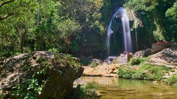 cachoeira soroa, cuba