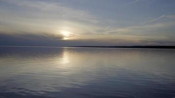 an Bord eines Kreuzfahrtschiffes in Ontario Lake Canada video