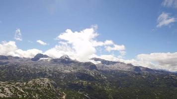 vista panorâmica dos alpes