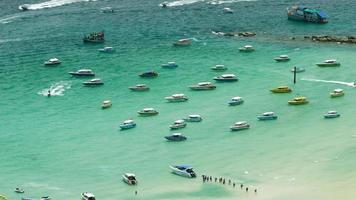 île merveilleuse de koh larn