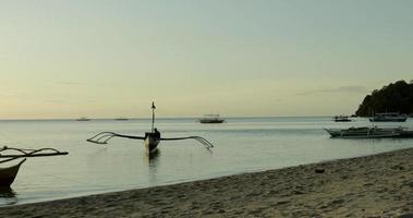 lokales Fischerboot