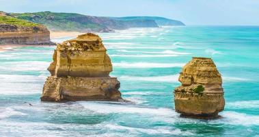 os doze apóstolos, victoria, austrália video