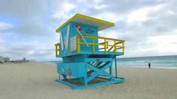 torres de salvavidas deco de miami beach