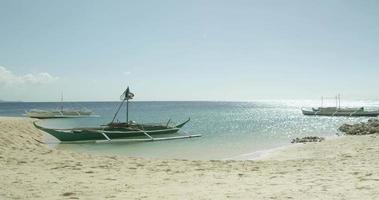 barco de pesca filipino local