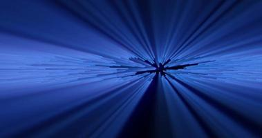 sfondo chiaro volumetrico blu fx