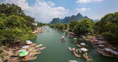 les plus beaux paysages de chine, paysage guilin