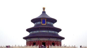 templo do céu (tiantan) em pequim, china.