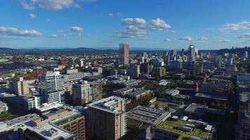 Luft Oregon Portland