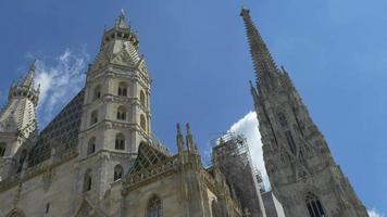 S t. catedral de stephen en viena video