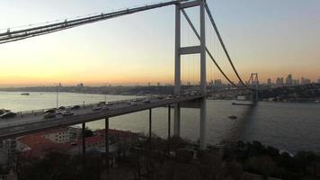 Puente del Bósforo de Estambul