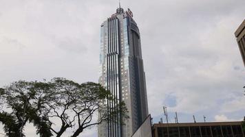 malaysia day kuala lumpur city center downtown panorama