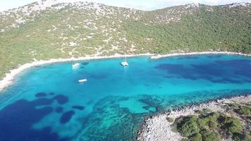 isola in grecia video