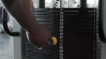 aumentar o peso das placas da pilha