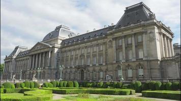 palácio real de bruxelas, bélgica